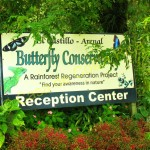 Welcome to the largest butterfly conservatory in Costa Rica!