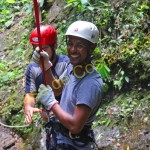expert guide in canyoning in Costa Rica