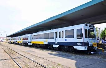 Trains in Costa Rica