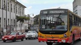Buses in Costa Rica