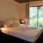 bedroom in hummingbird heights