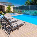 Pool in Arenal luxury Hideaway